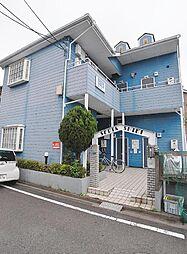埼玉県新座市東2丁目の賃貸アパートの外観