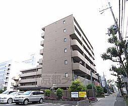 京都府京都市伏見区竹田藁屋町の賃貸マンションの外観