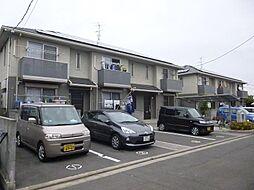 [テラスハウス] 愛媛県松山市土居田町 の賃貸【/】の外観