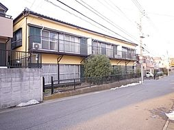 松風荘[201号室]の外観