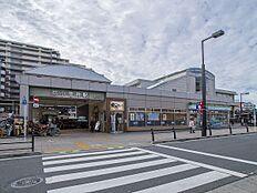駅 350m 花小金井駅