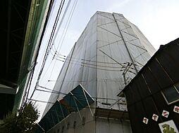 大阪府大阪市福島区吉野2の賃貸マンションの外観
