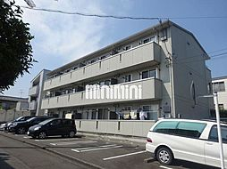 静岡県静岡市葵区上足洗3丁目の賃貸アパートの外観