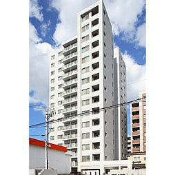 北海道札幌市東区北七条東5丁目の賃貸マンションの外観