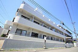 宮城県仙台市青葉区小田原8丁目の賃貸マンションの外観