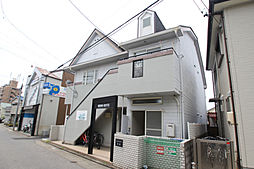 愛知県名古屋市瑞穂区宝田町6丁目の賃貸アパートの外観