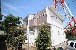 豊エステート B棟[1階]の外観