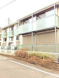 東京都世田谷区奥沢5丁目の賃貸アパートの外観