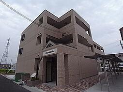 兵庫県加古川市野口町坂元2丁目の賃貸マンションの外観