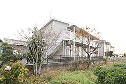 岡山県岡山市南区浦安南町の賃貸アパートの外観