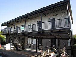 愛知県小牧市大字久保一色の賃貸アパートの外観
