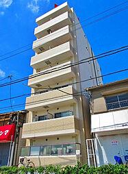 大阪府大阪市住之江区浜口西1丁目の賃貸マンションの外観