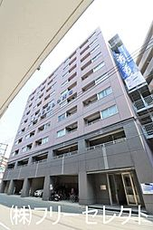 福岡県福岡市博多区博多駅東1丁目の賃貸マンションの外観