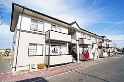 埼玉県鴻巣市南1の賃貸アパートの外観