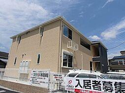 近鉄長野線 滝谷不動駅 徒歩2分の賃貸アパート