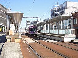 駅京福嵐電天神川駅まで2275m