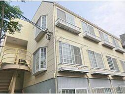 東京都三鷹市井口3丁目の賃貸マンションの外観