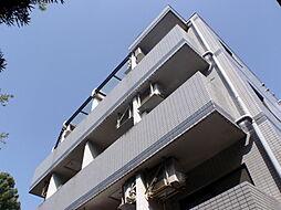 東京都練馬区氷川台の賃貸マンションの外観