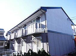 ジュネス喜多山[2階]の外観