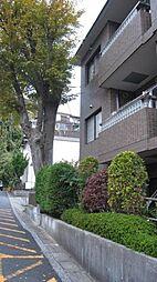神奈川県横浜市中区竹之丸の賃貸マンションの外観
