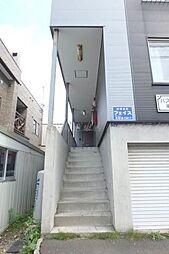 パストラル東苗穂[3階]の外観