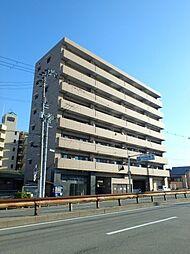 大阪府堺市西区浜寺石津町西4丁の賃貸マンションの外観