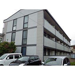 コンフォート新検見川[3階]の外観