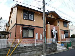 東京都八王子市久保山町1丁目の賃貸アパートの外観
