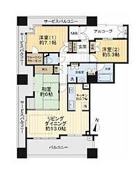本町駅 6,980万円