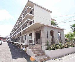京都府城陽市寺田尺後の賃貸マンションの外観