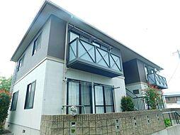 ディアス岡田[1階]の外観