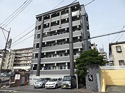 KMマンション産医大前[305号室]の外観