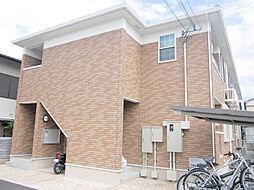 大阪府泉大津市条南町の賃貸アパートの外観