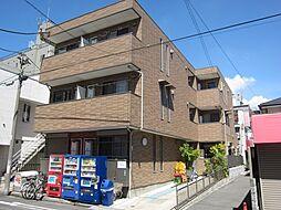 神奈川県川崎市川崎区大師駅前1丁目の賃貸アパートの外観