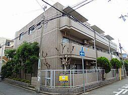 兵庫県西宮市浜甲子園2丁目の賃貸マンションの外観