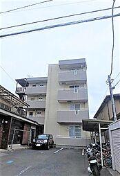 埼玉県熊谷市榎町の賃貸マンションの外観