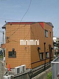 矢野ハウス[1階]の外観
