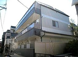 東京都品川区小山台1丁目の賃貸アパートの外観