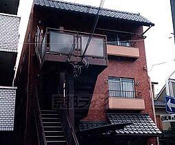 京都府京都市上京区北新在家町の賃貸マンションの外観