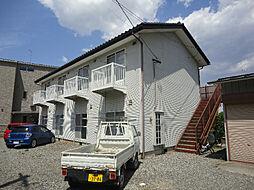 アメニティ横山[1階]の外観