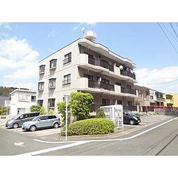 静岡県浜松市中区佐鳴台5丁目の賃貸マンションの外観
