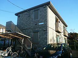 東京都江戸川区南小岩2丁目の賃貸アパートの外観