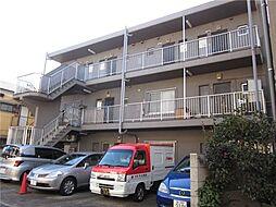 東京都大田区西蒲田5丁目の賃貸マンションの外観