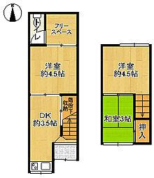 堺市北区中長尾町3丁