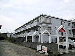 大阪府池田市神田1丁目の賃貸マンションの外観