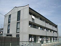 レオパレス ウェストコート[2階]の外観