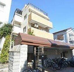 東京都品川区西大井3丁目の賃貸マンションの外観