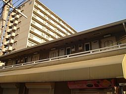 兵庫県神戸市東灘区本山南町7丁目の賃貸アパートの外観