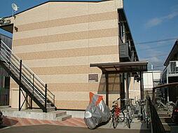 ローレル松山[201号室]の外観