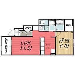 飯倉駅 5.3万円